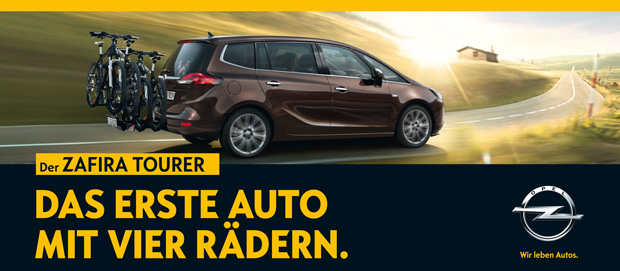 Anzeige Opel Zafira