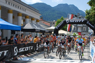 Salzkammergut Trophy 2013 - Start All-Mountain-Strecke (Foto: Flurin Gadola)