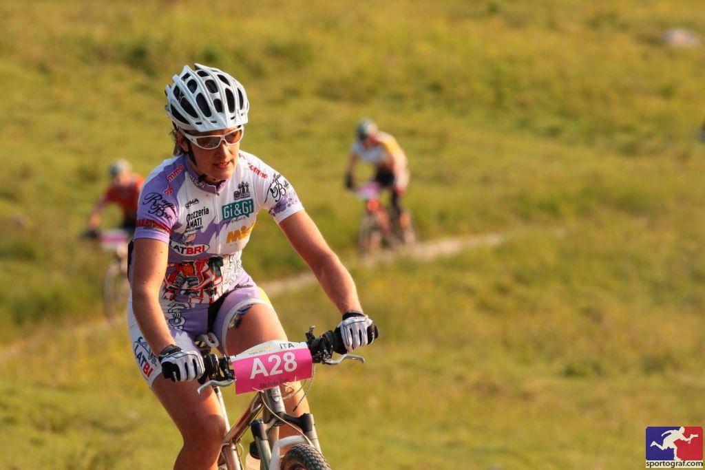Michela Ton - Salzkammergut Trophy 2013 (Foto: sportograf.de)