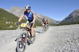 Foto: Nationalpark Bike-Marathon