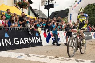 Hansueli Stauffer (SUI) - Sieger Salzkammergut Trophy 2014 – Strecke A (Foto: Marc Schwarz)
