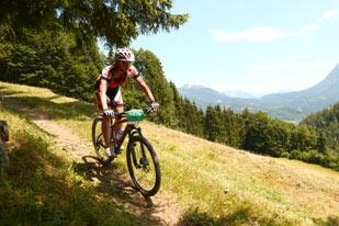 Krisztina Samu (HUN) Salzkammergut Trophy Strecke G (Foto: sportograf.de)