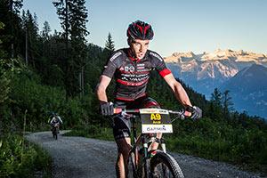 Seewald Andreas (GER) - Sieger Salzkammergut Trophy 2015 – Strecke A (Foto: Erwin Haiden)