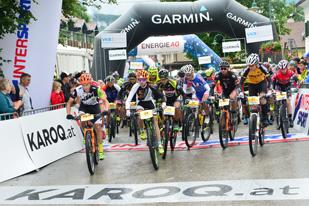 Salzkammergut Trophy 2017 - Start Strecke E  (Foto: Joachim Gamsjäger)