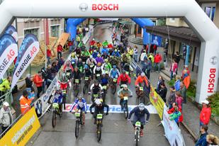 Start Bosch eMTB Trophy 2017 (Foto: Joachim Gamsjäger)