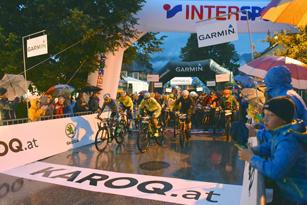 Start Salzkammergut Trophy 2017 - A-Strecke (Foto: Gerhard Reitbauer)