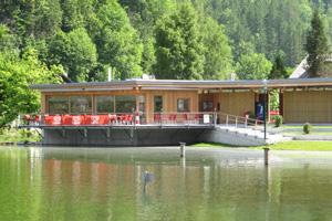 Seecafé Obertraun (Foto: Immervoll)