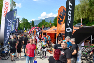 Bike Messe in Bad Goisern (Foto: Joachim Gamsjäger)