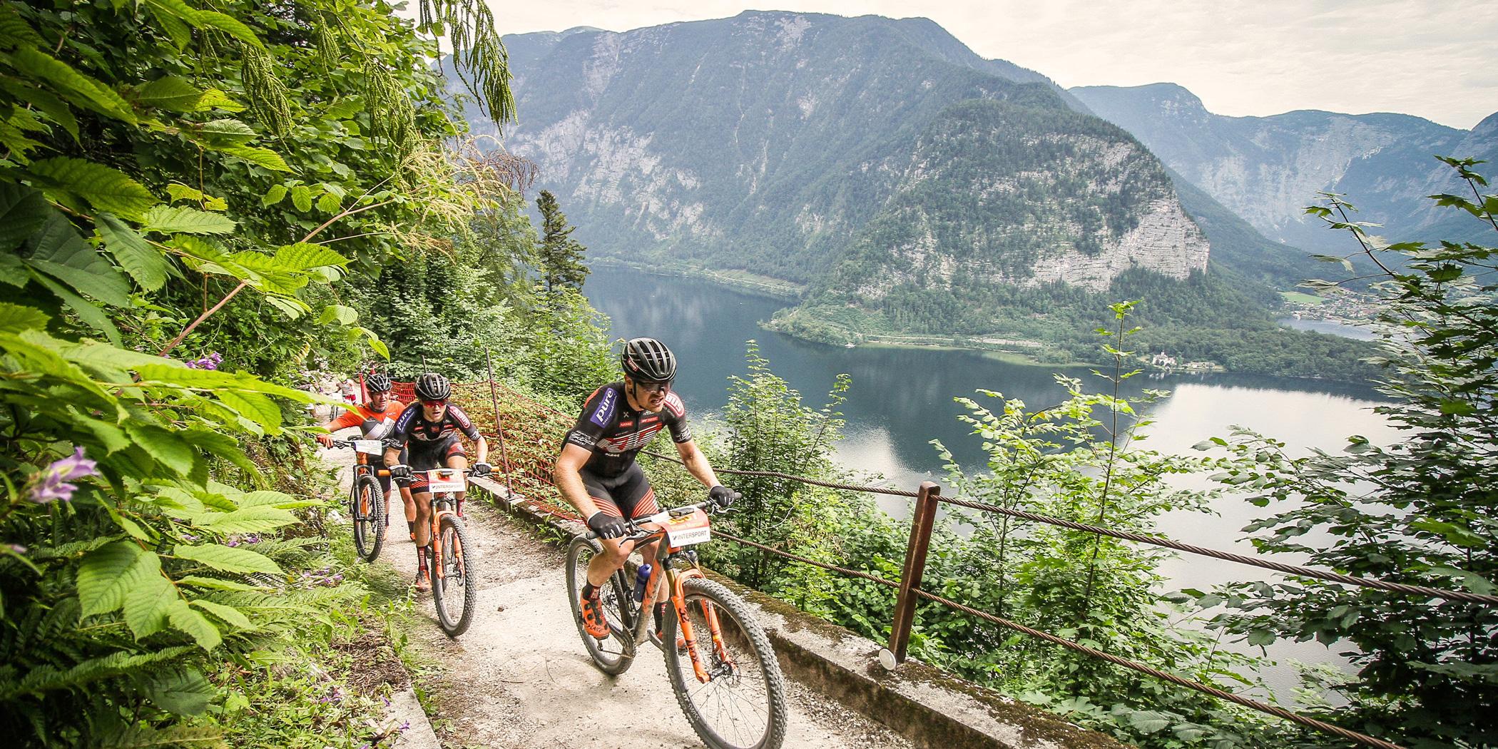 Salzkammergut Mountainbike Trophy 2018 - Salzberg Hallstatt (Foto: sportograf)