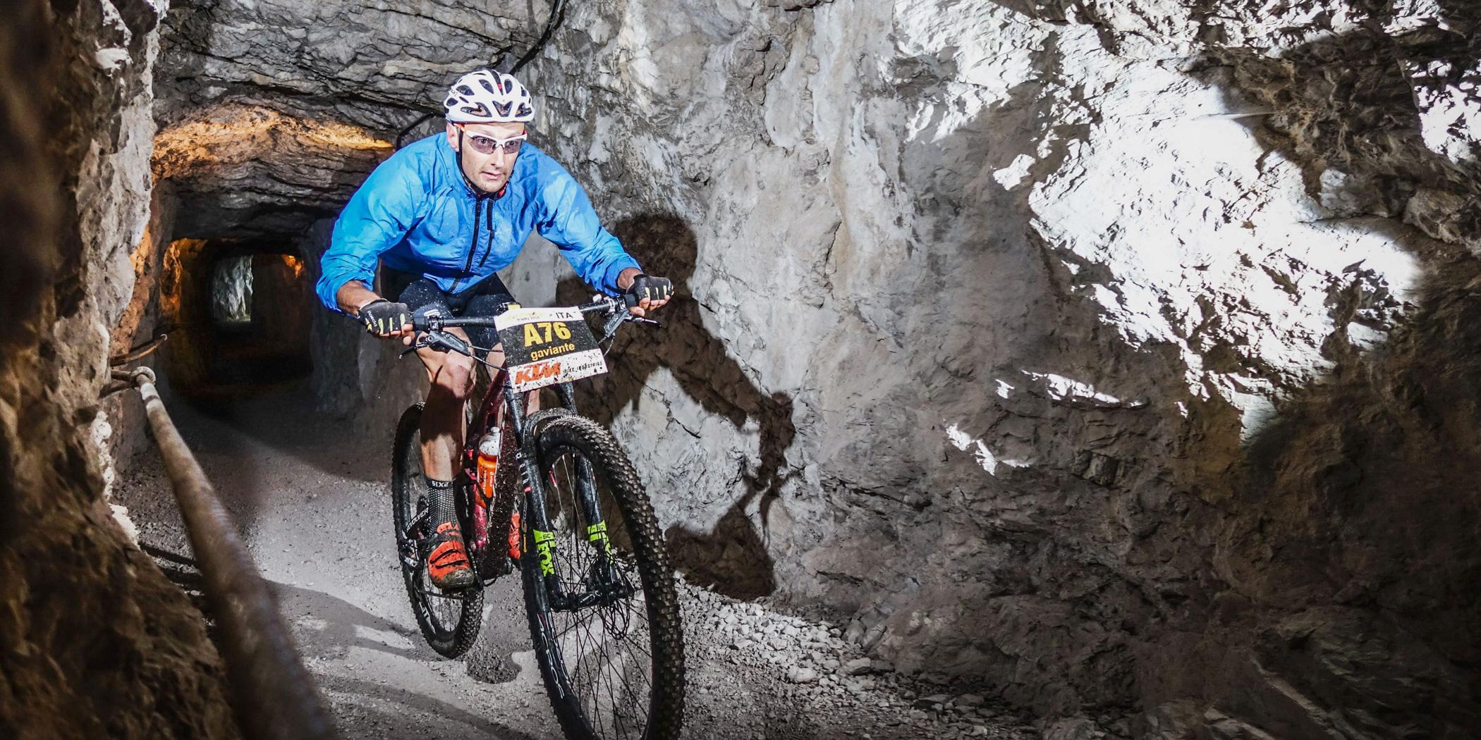 Alessandro Forni (ITA) - 3. Platz Salzkammergut Trophy 2019 - M30 Strecke A (Foto: sportograf.de)