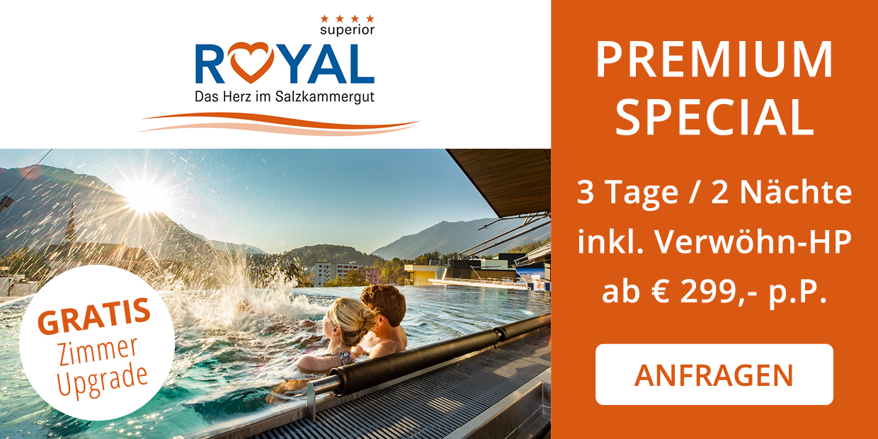 Anzeige Eurotherme - Hotel Royal ****