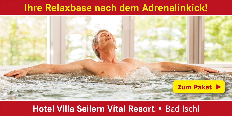 Anzeige Villa Seilern Vital Resort
