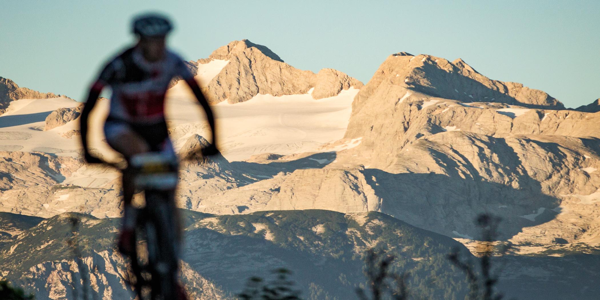 Salzkammergut Mountainbike Trophy – Dachsteingletscher (Foto: Erwin Haiden)