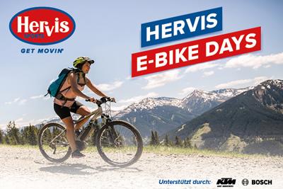 Hervis E-Bike Days