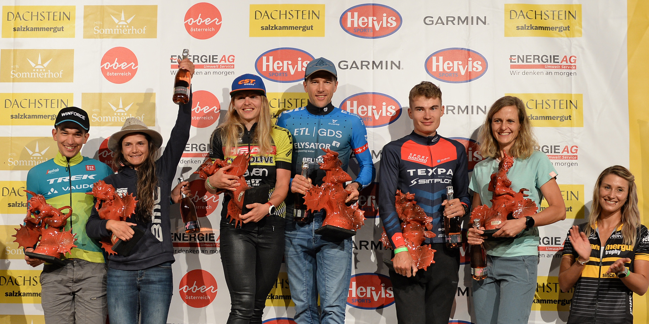 Salzkammergut Trophy 2021 - Sieger Extremstrecke (Foto: Joachim Gamsjäger)
