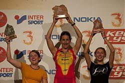 Siegerehrung Damen © Knoll Rudi