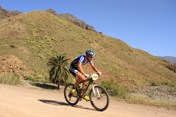 James Ouchterlony, Open Marathon Gran Canaria, Foto: Sportograf