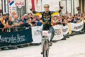 Gerrit Glomser - Sieger 1999 (Foto: Salzkammergut Trophy 1999)