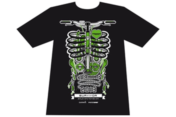 Salzkammergut Trophy Finisher T-Shirt 2013