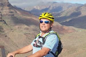 Erich Aigener Bike Guide im MTB Kompetenzzentrum Salzkammergut