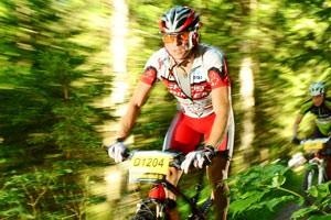Peter Lev Bike Guide im Salzkammergut