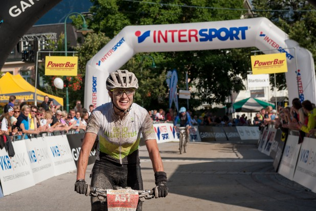 Milena Cesnaková - Siegerin 2014 - Strecke A, Fotograf: Martin Bihounek