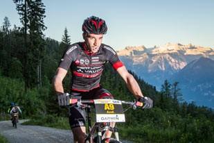 Andreas Seewald (GER) - Sieger Salzkammergut Trophy 2015 – Strecke A (Foto: Haiden Erwin)