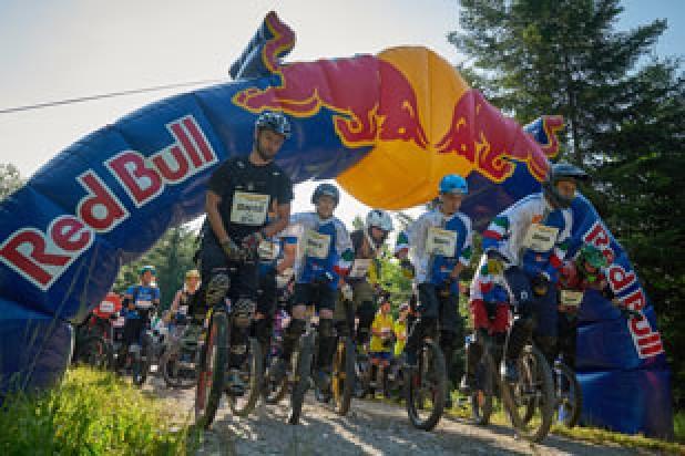 Salzkammergut Trophy 2015 - Start Unicycle Downhill (Foto: Martin Bihounek)