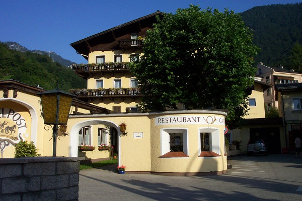 Partnerlink Hotel Post Ebensee