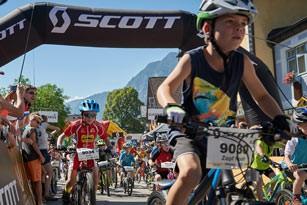 SCOTT Junior Trophy 2016 - Start U9 (Foto: Martin Bihounek)