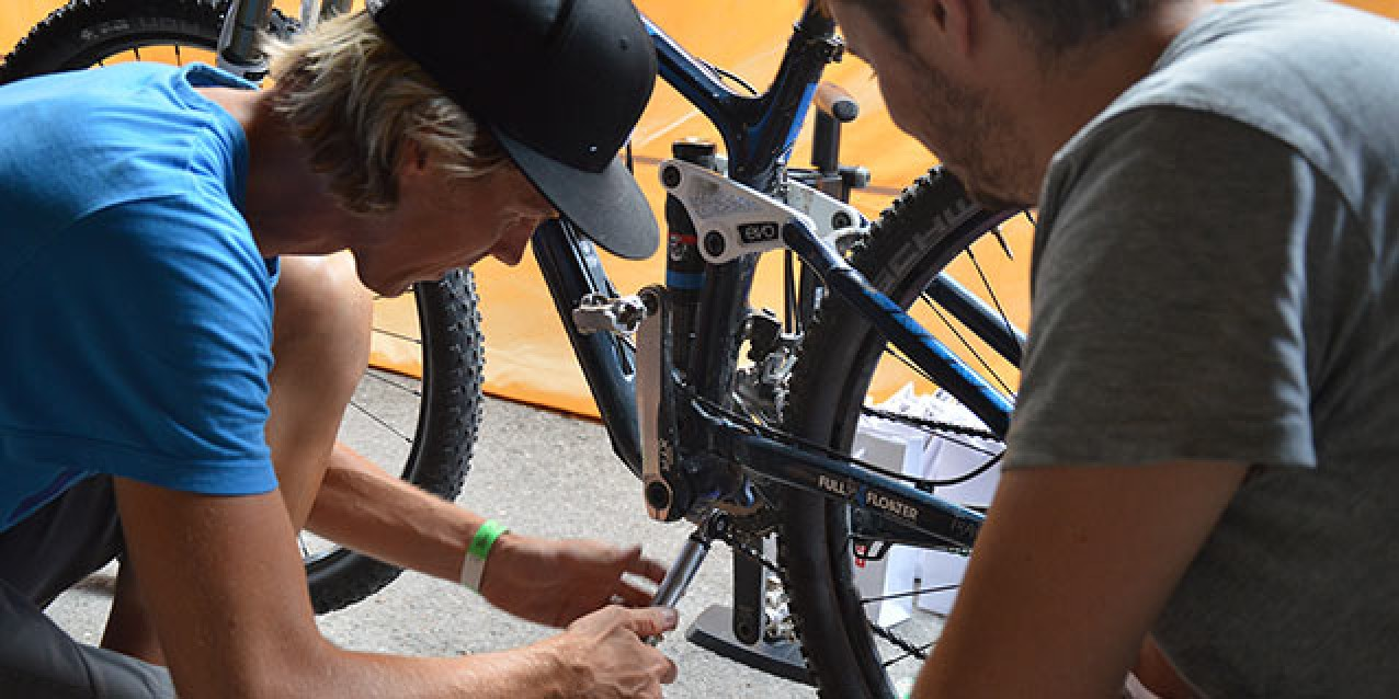 Trophy Bike Check 2016 (Foto: Magdalena Minniberger)