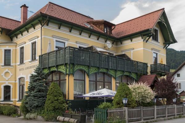 Hotel Goisererhof (Foto: Rudi Kain)