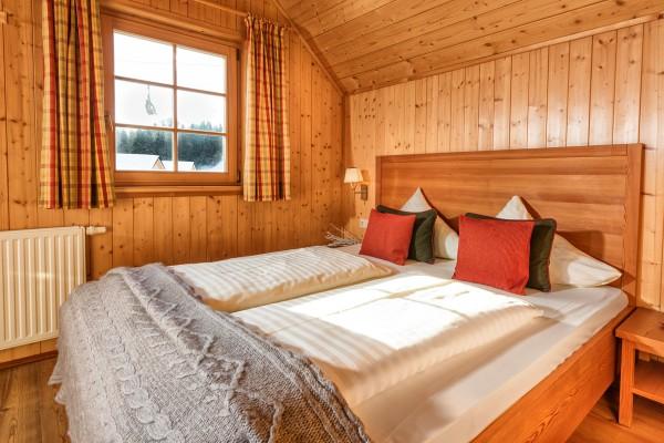 Zimmer in der Hagan Lodge