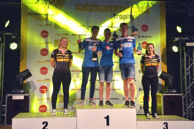 Sieger des Einrad DH 2018 (Foto: Magdalena Minniberger)