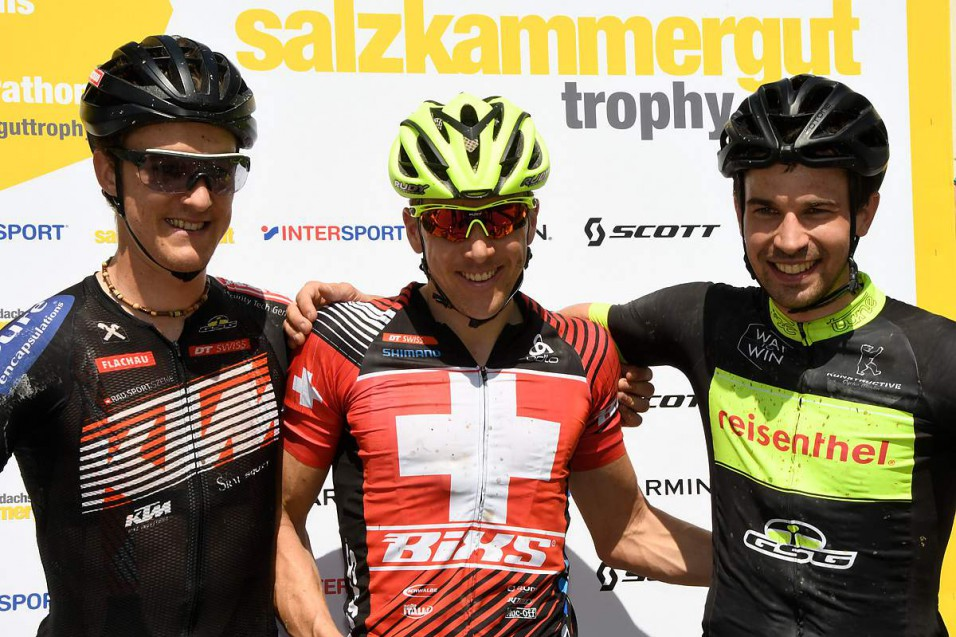 Salzkammergut Trophy 2018_Sieger Strecke A (Foto: Rudi Knoll)