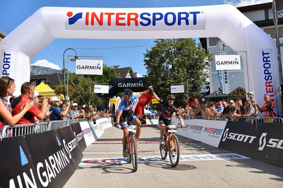 Konny Looser (SUI) - Sieger Salzkammergut Trophy 2019 - Strecke A (Foto: sportograf.de)