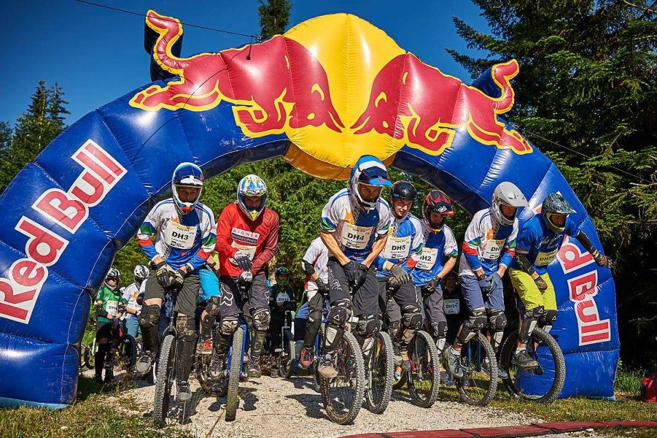 Salzkammergut Trophy 2018 - Start Einrad-Downhill (Foto: Martin Bihounek)
