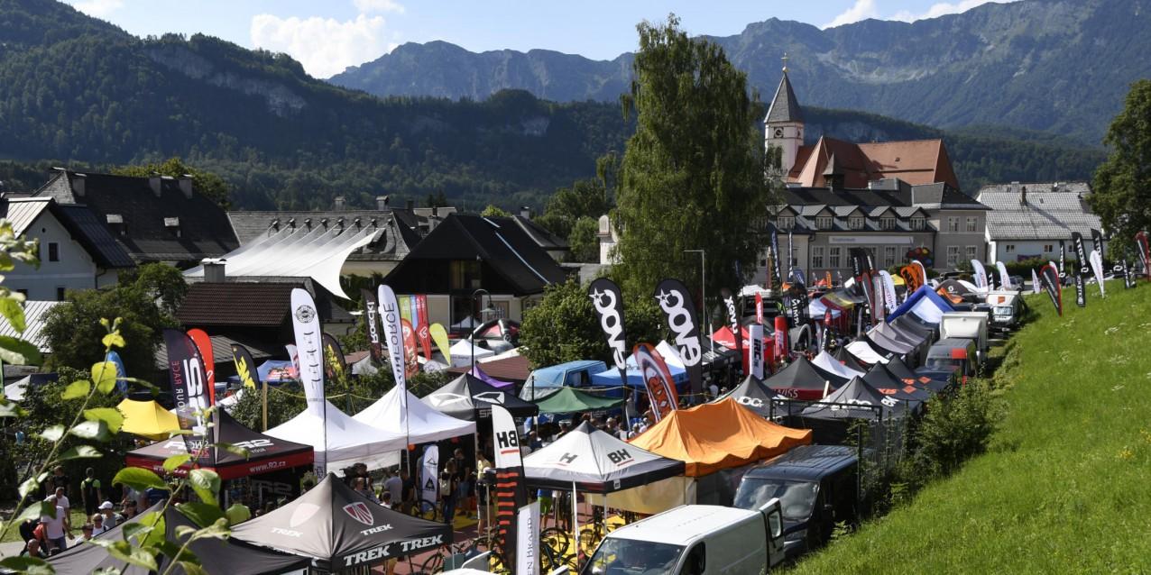 Salzkammergut Mountainbike Trophy - Bosch eMTB Testival (Foto: Rudi Knoll)