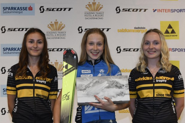 Salzkammergut Trophy - Junior Trophy 2018 - Tombola (Foto: Rudi Knoll)