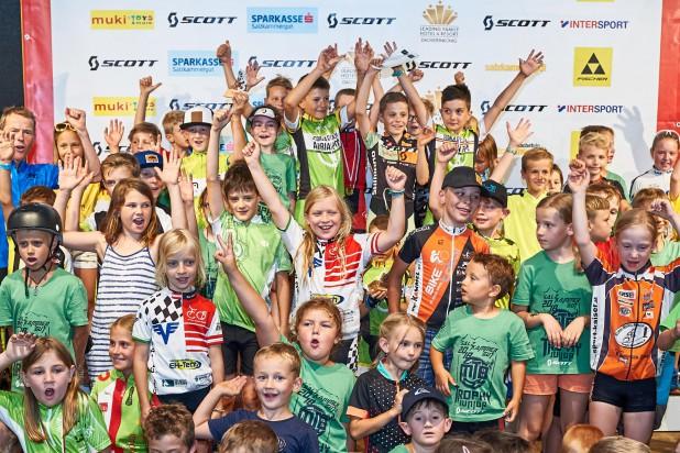 Salzkammergut Trophy - Junior Trophy - Siegerehrung 2018 (Foto: Martin Bihounek)