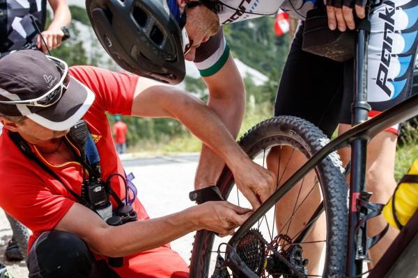 Salzkammergut Trophy - Bike Check (Foto: Erwin Haiden)