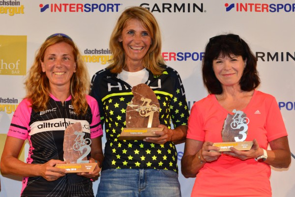 Salzkammergut Trophy - Siegerehrung (Foto: Joachim Gamsjäger)