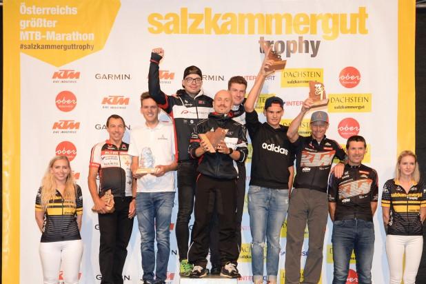 Salzkammergut Trophy - Teamwertung (Foto: Joachim Gamsjäger)