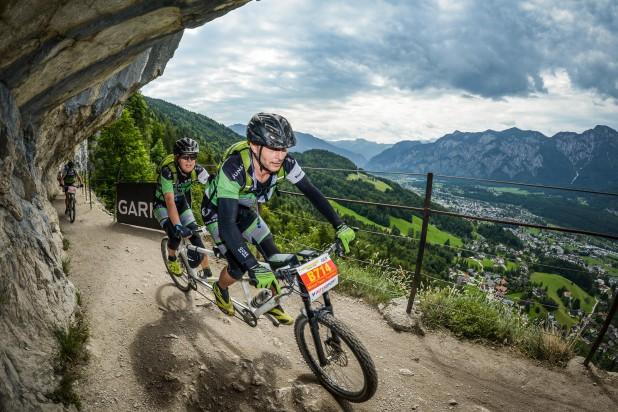 Salzkammergut Trophy - Tandemwertung - Ewige Wand (Foto: sportograf)