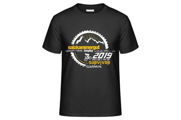 Finisher T-Shirt Black 2019