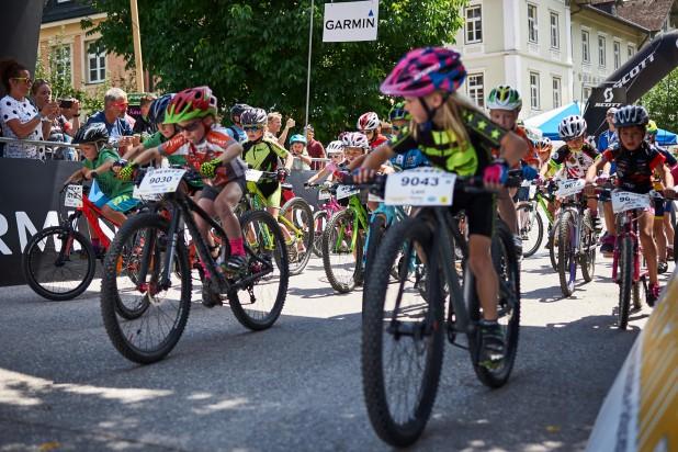 Salzkammergut Mountainbike Trophy - Junior Trophy Start (Foto: Martin Bihounek)