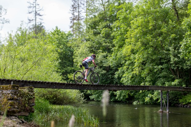 Silesia bike marathon