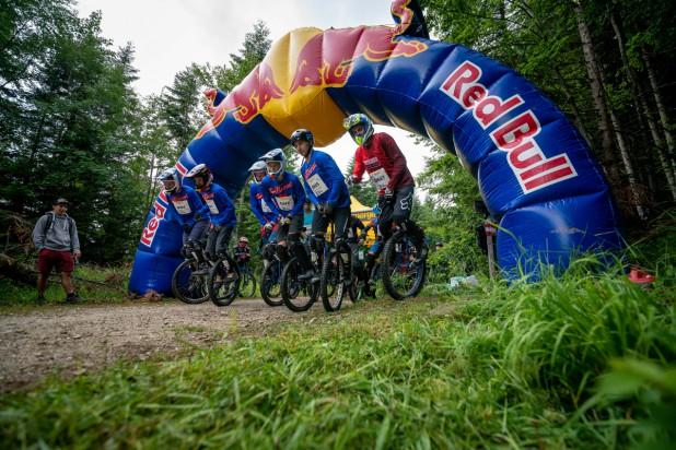 Einrad Downhill 2019