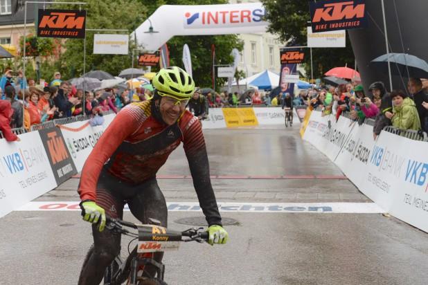 Konny Looser (SUI) - Sieger Salzkammergut Trophy 2019 - Strecke A (Foto: Joachim Gamsjäger)