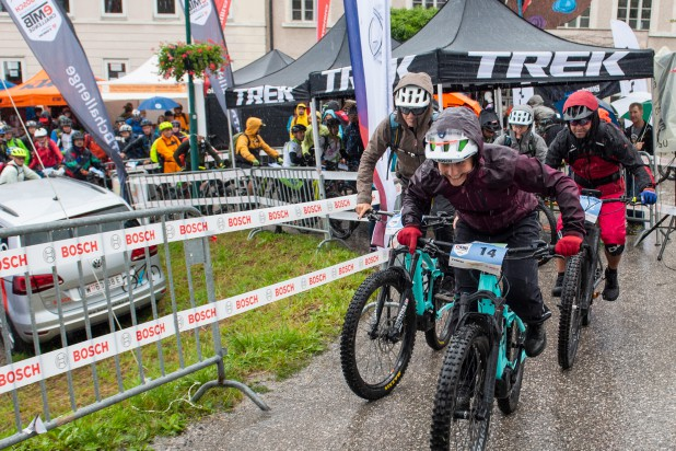 Start Bosch eMTB-Challenge supported by Trek 2019 (Foto: Marc Schwarz)